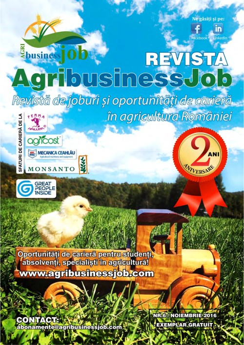 Revista AgriBusinessjOB nr.6