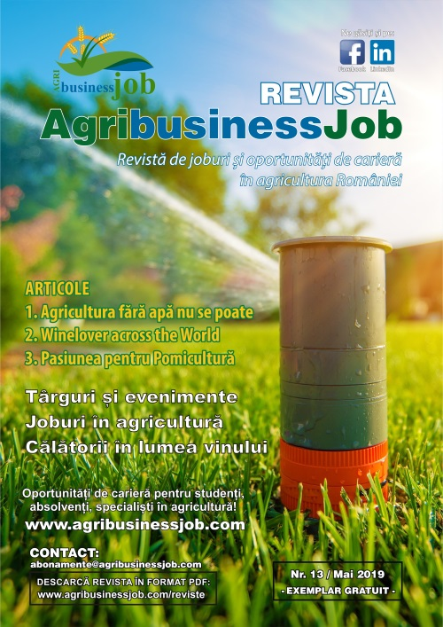 Revista AgriBusinessjOB nr.13