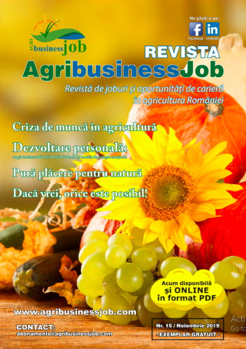 Revista AgriBusinessjOB nr.15