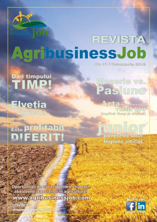 Revista AgriBusinessjOB nr.11